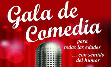 Gala de comedia en Vegadeo