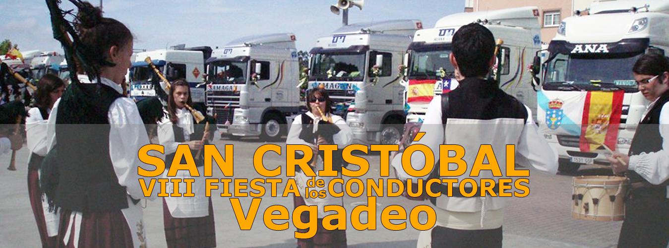 Fiesta de los conductores Vegadeo