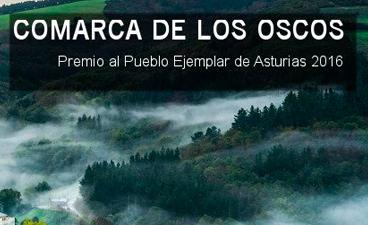 Los Oscos Premio pueblo ejemplar de Asturias