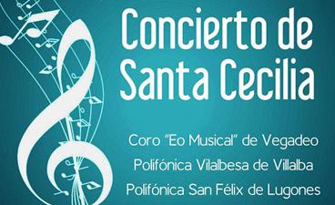 Concierto de Santa Cecilia Vegadeo