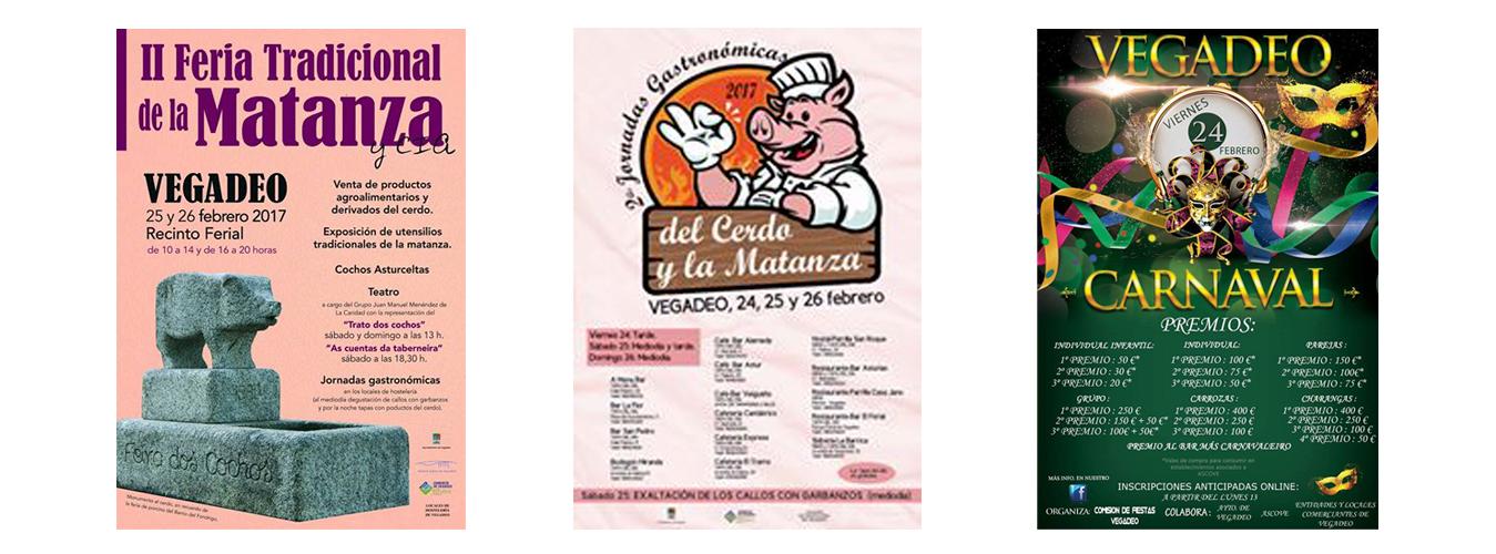II Feria Tradicional de la Matanza Vegadeo