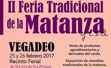 II Feria Tradicional de la Matanza en Vegadeo