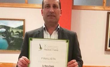 Finalistas X Campeonato de Asturias de pinchos y tapas